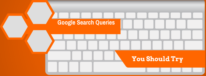The right search queries
