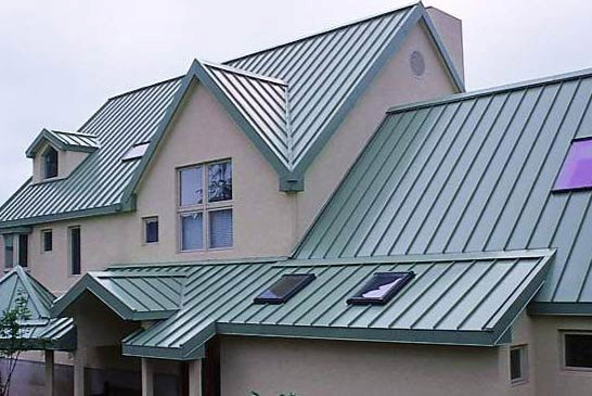 Metal Roofing Structures - When Is This System Worth Using