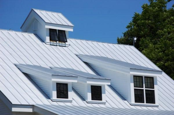 5 Advantages of White Roof